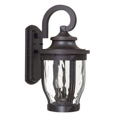 Great Outdoors by Minka Merrimack Outdoor Wall Lantern