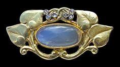 Skonvirke Brooch - Tadema Gallery