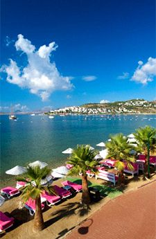 #Bodrum in the southern part of #Turkey is known for sailing, diving, night life and is likened to St Tropez.. #archaeologous.com for your planning needs. (by Hotel Bodrum, Bodrum Holiday by Travel2Turkey)