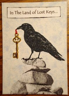 Key ATC Atc Cards, Bingo Cards, Campaign Desk, Art Trading Cards, Currently Working, Pocket Letters, Vintage Birds, Oracle Cards, Writing Desk