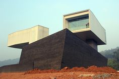 Nanjing Museum of Art and Architecture - Steven Holl