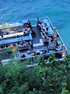 rock bar-jimbaran Bali (honeymoon)
