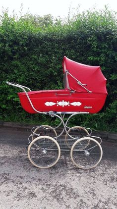 Baby Carriage, Prams, Baby Strollers, Retro, Children, Vintage, Baby Buggy, Baby Prams, Young Children