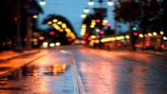 empty city street at night - Google Search