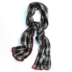 PATCH NYC - SCARVES - CLASSIC SCARF {FSC11.H}