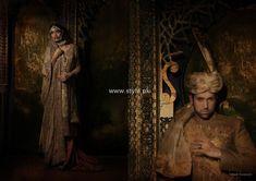 Fahad Hussayn Bridal Wear Collection 2012-13 for Women
