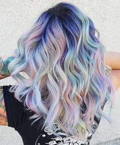 Mermaid Hair в Instagram: «Hair by: @hairbymisskellyo…» • Instagram