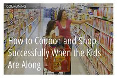 5 Tips for Successful Grocery Shopping with Kids