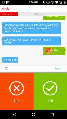 Danone app