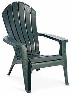 1000 images about resin patio chairs on pinterest patio chairs resins and stacking chairs - Green resin adirondack chairs ...