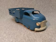 Farm Trucks, Toy Trucks, Hobby Toys, Truck Art, Rubber Tires, Old Toys, Dairy, Art Deco, Easter