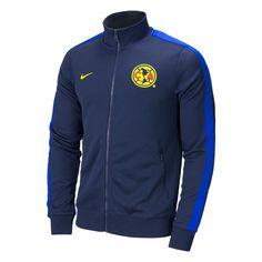 43ee3c0e004 Nike Club America Authentic N98 Soccer Jacket - Obsidian Club America,  Soccer Gear, Team