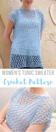 Crochet Cardigan, Crochet Scarves, Crochet Clothes, Knit Crochet, Crochet Tops, Crochet Cover Up, Crotchet Patterns, Lace Sweater, Crochet Woman