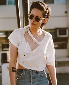 Kristen Stewart / The Rolling Stones 'Ride 'em on down' Music Video