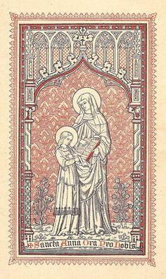 Religion Catolica, Catholic Religion, Catholic Art, Religious Art, Catholic Quotes, Divine Mother, Mother Mary, Saint Joachim, Saints