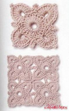 Transcendent Crochet a Solid Granny Square Ideas. Inconceivable Crochet a Solid Granny Square Ideas. Crochet Motifs, Granny Square Crochet Pattern, Crochet Diagram, Crochet Chart, Crochet Squares, Crochet Stitches Patterns, Crochet Doilies, Crochet Flowers, Knitting Patterns