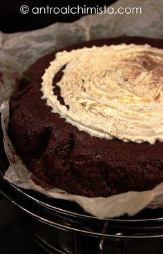 L'Antro dell'Alchimista: Torta Ricotta e Nesquik - Cake with Ricotta Cheese and Nesquik