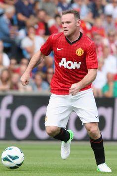 Wayne Rooney ⚽ Manchester United