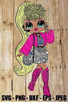 Doll Face Paint, Cut Canvas, Lol Dolls, Silhouette Designer Edition, Awesome Bedrooms, Disney Wallpaper, Anime Chibi, Toys For Girls, My Images