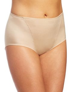 8918fb0d88 Bali Womens Shapewear Cool Comfort Brief Nude XLarge     More info could be  found