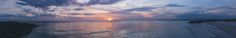 Free stock photo of beach clouds dawn
