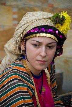 Turkish woman Comakdag ?