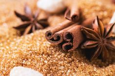 There are certain spices that we seem to associate with Yuletide such as ginger, cloves and cinnamon. They taste fantastic and appear