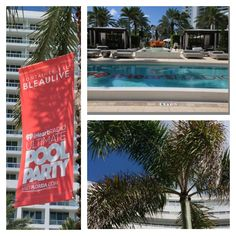 iHeartRadio Ultimate Pool Party at the Fontainebleau in Miami Beach.