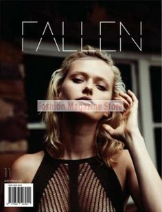 FALLEN magazine is dedicated to discovering and supporting Australian creatives, and strives to confirm their importance within the arts in a global context. Seeking the inspiring and inspired, FALLEN is an agency for the collection of talents, trends, tangibles, traditions and thoughts.