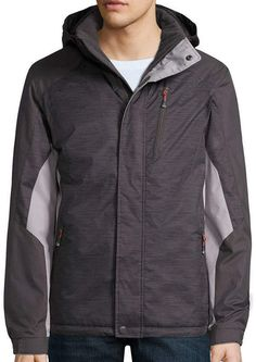 ZeroXposur Beacon Midweight Jacket Urban Fashion, Mens Fashion, Hoodies, Sweatshirts, Hooded Jacket, Raincoat, Jackets, Clothes, Style