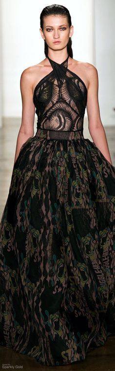 Sophie Theallet Fall 2015