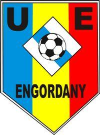 1981, UE Engordany (Escaldes-Engordany, Andorra) #UEEngordany #EscaldesEngordany #Andorra (L10411) Andorra, Fifa, Soccer Logo, 29 Years Old, Sports Clubs, Home Team, Goalkeeper, Squad, Badge