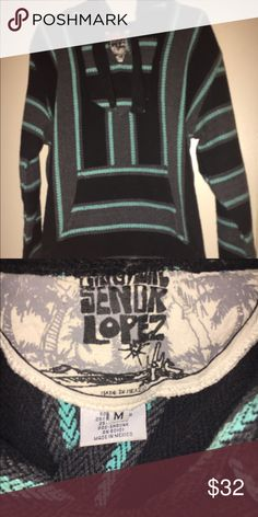 Blue and Black drug rug hoodie Blue/ Black / Grey drug rug hoodie Zumiez  Jackets & Coats