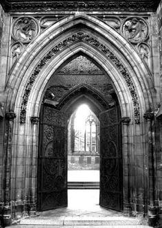 Open Church Doors awakened: open doors when love came down | hunchback
