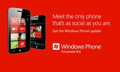 Say hello to the Windows Phone