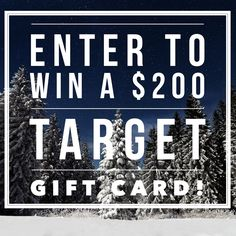 January Target Giveaway