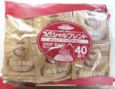New Hamaya special blend drip bag coffee 320g (8g × 40 bags) from Japan 411 #HAMAYA
