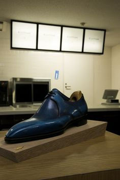 Shoe? Think its more a work of art!  Pierre Corthay - bespoke