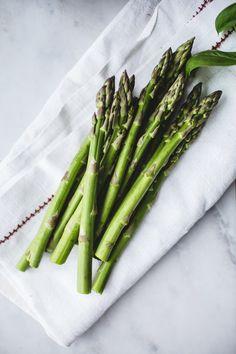 asparagus - one of my favorite veggies