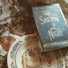 "Does it get better than an awesome book, a favorite blanket and a comfort snack?  sirius.book.worm on Instagram:  ""Day twelve: book and blanket. I found this quilt at a thrift store this year and it  is one of my favorite finds of all time, I really wish I could be wrapped up in it reading this book today but alas....I have to go to work...... ________________________________________________ #Bibliophile #bookstagram #celineandgabbydecember15 #witches #poptarts #igreads #deborahharkness"""