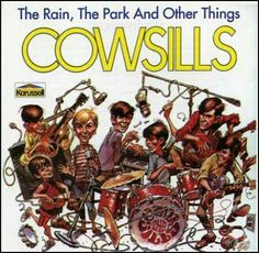 """""""The Rain, The Park And Other Things."""" The Cowsills"""
