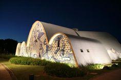 Igrejinha da Pampulha, Belo Horizonte, Minas Gerais, Oscar Niemaier