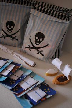Notrunivers - Un anniversaire pirate!