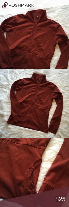 🆕 Lucy Burnt Orange Yoga Zip-Up Jacket Lucy Burnt Orange Yoga Zip-Up Jacket. Thick Lucy Lux fabric. Beautiful burnt orange color. Like new! No flaws :) **Smoke free home. Ask questions. Bundle to save both on shipping and total price. Serious and reasonable offers only (no more than 10% of listing price). Not interested in trades ATM. Sharing is caring!** Lucy Tops