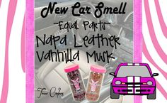 LOVE that new car smell? This is for you! Pink Zebra Home Independent Consultant. Order your Pink Zebra Sprinkles for this recipe and all other Pink Zebra products from my online Pink Zebra Catalog here: http://zebracandlesprinkles.com