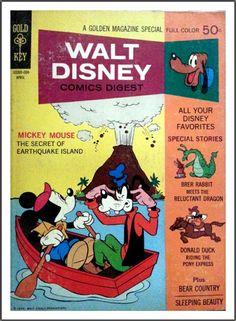 Walt Disney Comics Digest: No. 21 (04/1970)