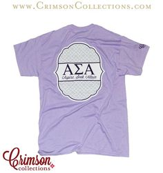 Only 3 sizes left of our AΣA Convention Tee!