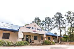 What started as a hardware and feed store on the loop in Nacogdoches 17 years ago has slowly transformed into a destination restaurant: Appleby Sand Mercantile. Chicken And Dumplings, This Is Us, Restaurant, Outdoor Decor, Twist Restaurant, Diner Restaurant, Restaurants, Dining Rooms