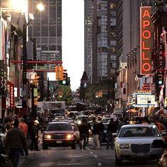 Harlem {via Anderson Cooper Live}