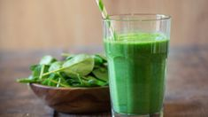 Craving a smoothie that isn't too sweet? Try this recipe for a protein heavy treat.